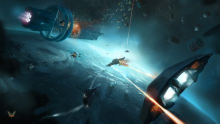 Elite Dangerous : trailer de lancement