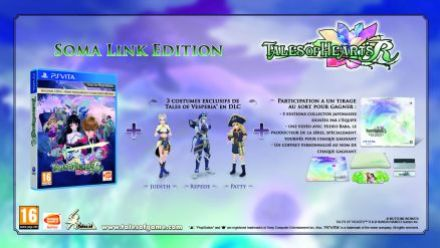Vid�o : Tales of Hearts R - trailer