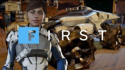 Mass Effect Andromeda - Vidéo sur le Nomade