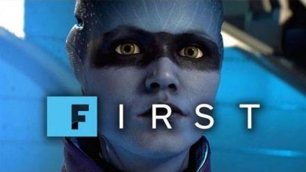 Mass Effect Andromeda : Extrait de gameplay en 4K IGN