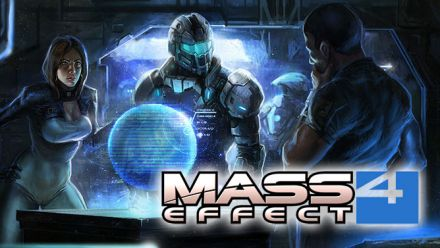Mass Effect 4 Trailer