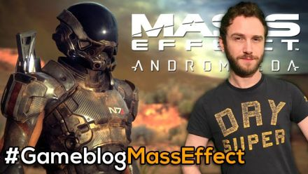 REPLAY. Joniwan vous présente Mass Effect Andromeda sur PS4