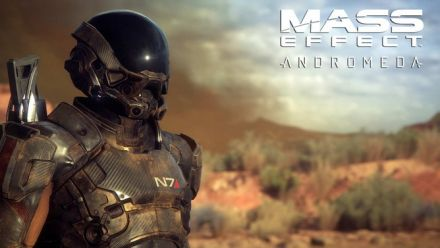 Mass Effect Andromeda tease l'Andromeda Initiative