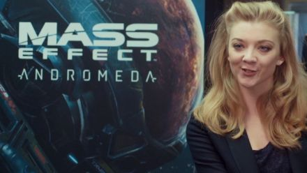 Vid�o : MASS EFFECT׃ ANDROMEDA - Natalie Dormer jouera le Dr Lexi T'Perro