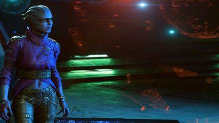 Extrait de Mass Effect Andromeda sur PS4 Pro