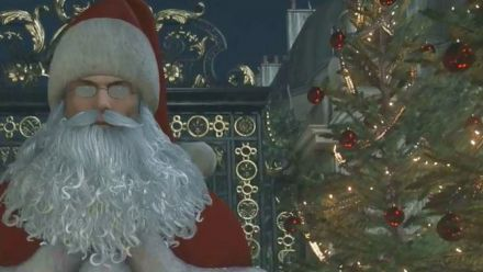 Trailer Holiday Hoarders pour Hitman