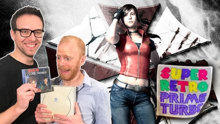 Vid�o : Super Retro Prime Turbo : Resident Evil Code : Veronica