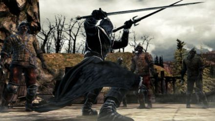 Vidéo : Dark Souls II - The Lost Crowns