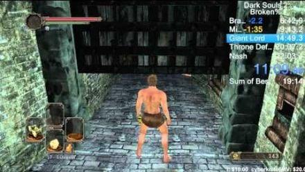 Vidéo : Dark Souls II terminé en 20 minutes