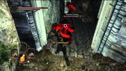 Vidéo : Rocky vs Dark Souls II