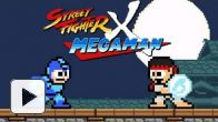 Vid�o : Street Fighter X Mega Man : trailer de lancement