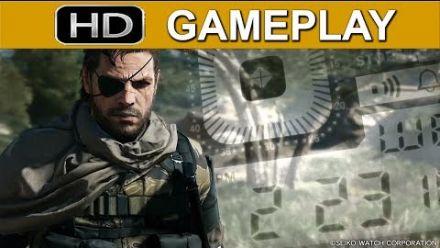 vidéo : MGS 5 - Phantom Pain - Présentation E3