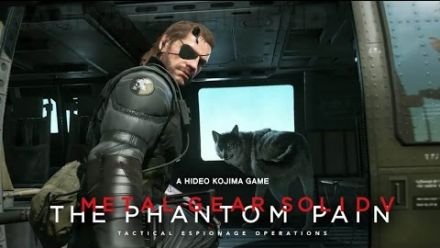 MGSV : BB le chien loup