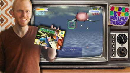 Vidéo : Super Retro Prime Turbo : StarFox 64 / Lylat Wars (N64)