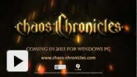 Vid�o : Chaos Chronicles : Trailer #1