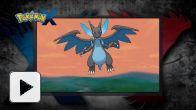 Pokemon X : Mega dracaufeu X devoile