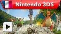 Vid�o : Pokémon X et Pokémon Y - c'est l'heure de l'aventure