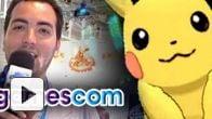 vid�o : Pokémon X Impressions Gamescom 2013