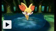 Pokémon X : Pokémon Nymphali