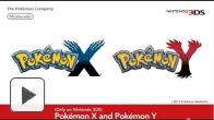 vidéo : Pokémon X et Pokémon Y : le trailer d'annonce