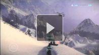 SSX : Tricks et Terraforming Gameplay IGN
