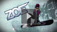SSX : Le trailer de Zoe Payne