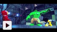 vid�o : LEGO Marvel Super Heroes - Trailer Gamescom 2013