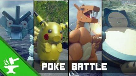 Vid�o : Les Pokémon s'incrustent dans Halo 5