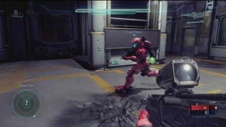 vidéo : Halo 5 - Gameplay multi sur Empire