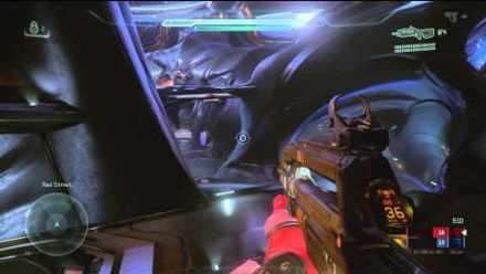 vidéo : Halo 5 - Gameplay multi sur Truth