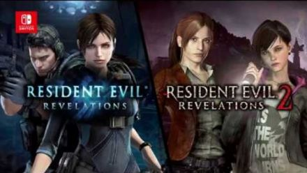 Vidéo : Resident Evil Revelations 1 & 2 : Joy Con gameplay