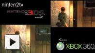 Resident Evil Revelations 3DS vs Xbox 360 : le comparatif vidéo