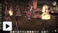 Vid�o : Don't Starve Gameplay Trailer