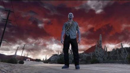 GTA 5 PC - Mod Zombie