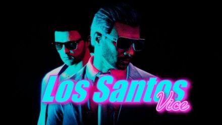 Los Santos Vice - Grand Theft Auto V