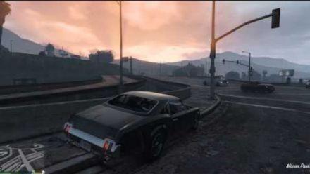 vidéo : GTA V / PC / Ultra / 4K (2/3)