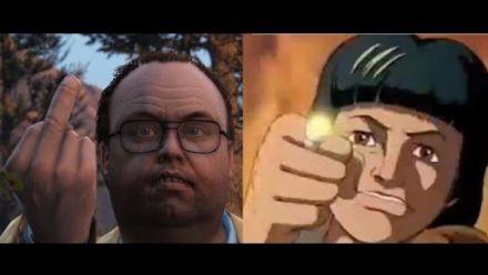 GTA V : Le générique de Captain Planet recréé