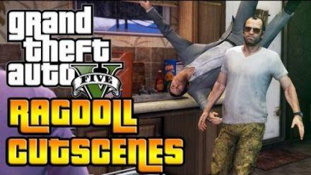 GTA 5 : Mod Ragdoll sur PC