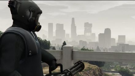 Battlefield 1 recréé dans GTA 5