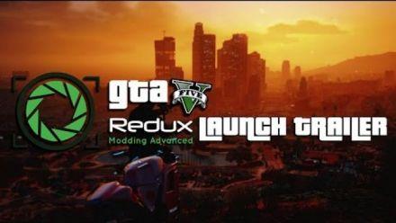 GTA V Redux - Bande-annonce de lancement
