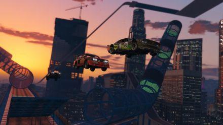 GTA Online : Cunning Stunts