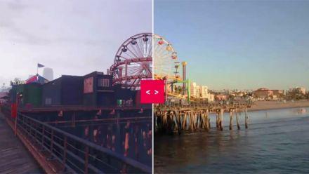 GTA V : Los Angeles vs Los Santos