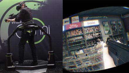 GTA V PC en réalité virtuelle complète