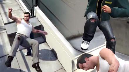 vidéo : Une réaction complètement exagérée dans GTA V