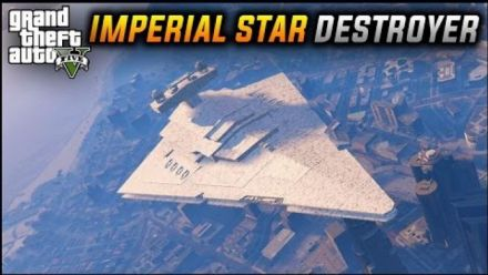 GTA V PC : Mod Star Wars