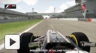 vid�o : F1 2013 Gameplay Nürburgring Hotlap
