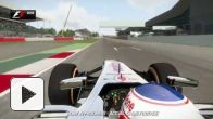 vid�o : F1 2013 : Gameplay Silvestone Hotlap