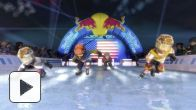 Vid�o : Red Bull Crashed Ice Kinect