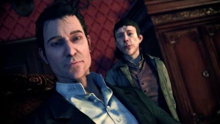 Vidéo : Sherlock Holmes: Crimes & Punishments - Launch Trailer