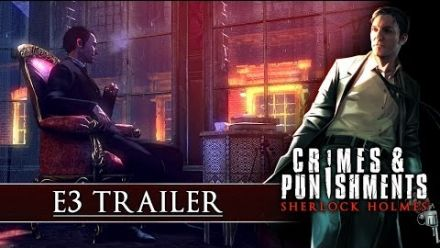 Crimes & Punishments : Trailer E3 2014